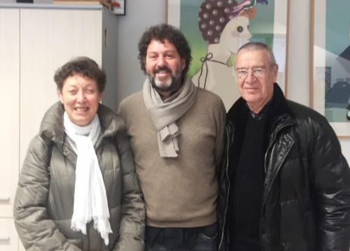 FOURTILLAN à gauche et à droite le Pr Fourtillan et sa femme Marianne.jpg