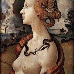 Piero di Cosimo Simonetta Vespucci